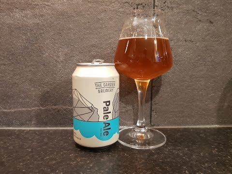 The Garden Brewery Pale Ale | Croatian Craft Beer Review