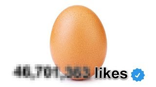 No One Likes The Instagram Egg