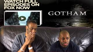GOTHAM Season 2 | The Maniax Red Band Trailer - Reaction & Review