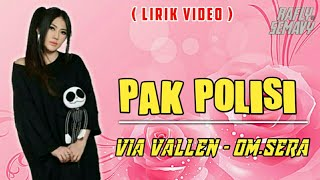 Cover images Via Vallen - Pak Polisi - ( LIRIK VIDEO )