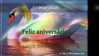 happy birthday multi languages