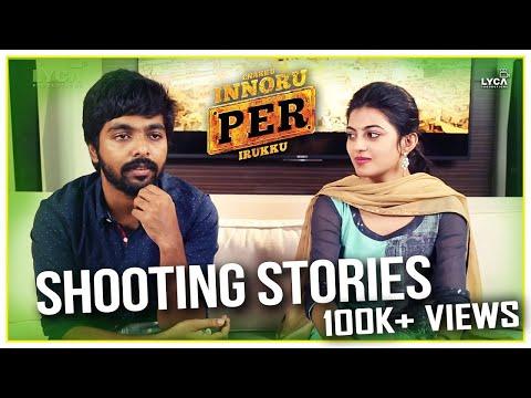 Enakku Innoru Per Irukku - Shooting Stories   G.V. Prakash Kumar, Ananthi   Sam Anton