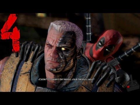 Deadpool | 4: ¿¡Quién rayos es Cable!? | Audiocomentado [FULL HD / 3D]