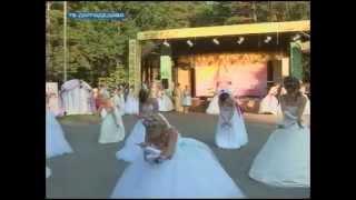 Парад невест в городе Домодедово