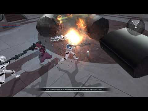 Star Wars: Battlefront II (Classic 2005) LOVE THIS GAME!  