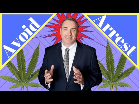 4 Keys to Avoid a Weed Arrest During Holiday Break! Orlando Criminal Defense Attorney Jeff Lotter