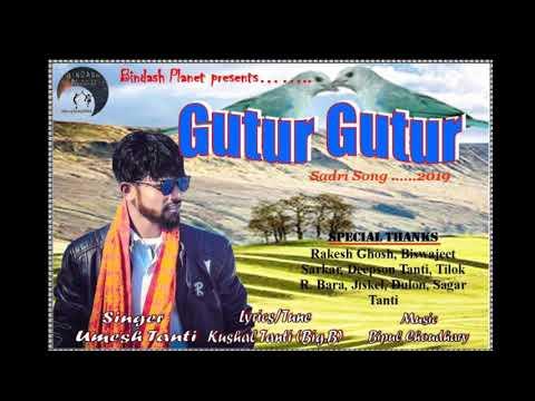 GUTUR GUTUR ..sadri Song By Umesh Tanti ..8811077059
