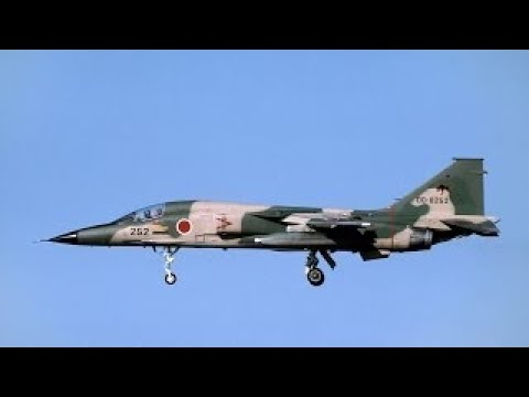 航空自衛隊・支援戦闘機F1 /Japan Air Self Defense Force Mitsubishi F1