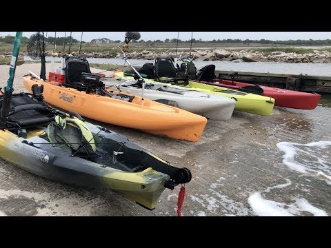 Kayak Fishing Port LaVaca Feat. TrailChaser/TexasRedFishHunter/MagicYaker/JeffBonham