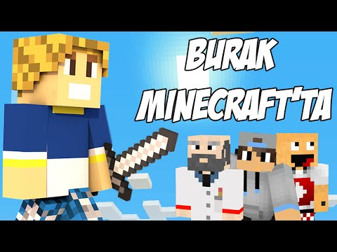 Burak Minecraft'ta - ÖĞRENCİLER - Bölüm 1 - Sezon 2