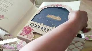 Isha Ambani Wedding Card Unboxing Full Video - Ambani Piramal Video