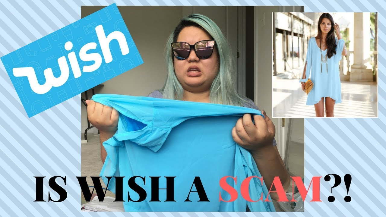 2018 Wish Unboxing Haul | Is Wish a Scam?!