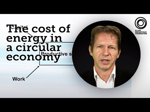 Jean-Marc Jancovici - Energy: basic facts for an informed debate.