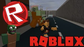 How to SURVIVE A ZOMBIE APOCALIPSIS ROBLOX WITH FRIENDS