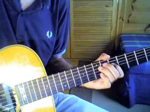 How To Play Change The World Guitar Chords And Solo Youtube