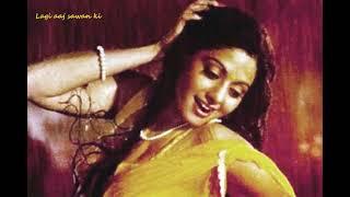 Lagi aaj sawan ki song/ Chandni movie/ Sridevi/ Vinod Khanna/ Evergreen Romantic Love song/ YRF
