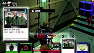 Metal Gear Acid 2 Walkthrough - 26 - Stage 11-5 Boss: Venus