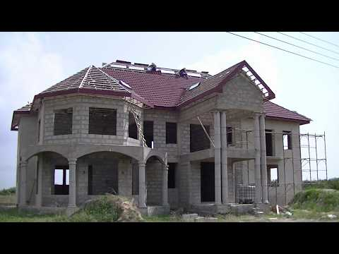 "Building in GHANA - TEMA RETIREMENT HOME ""Roofing"" PART - 3"