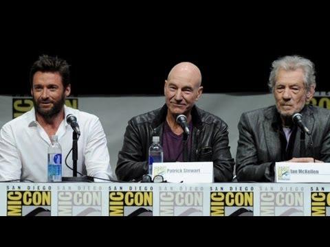 X-Men: Days of Future Past | Comic Con 2013 [Full Panel]