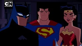 Justice League Action | Heroes Unite! | Cartoon Network