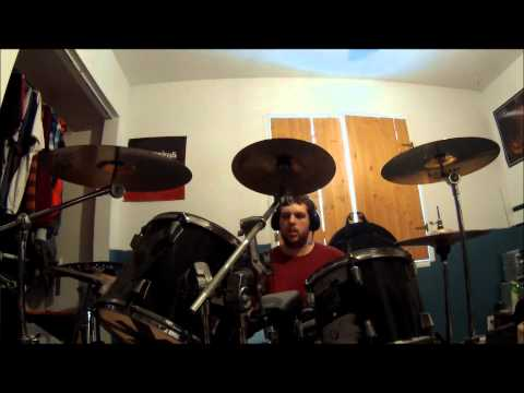 Let It Bleed drum cover