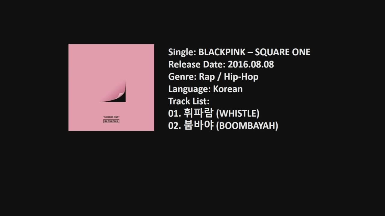Single BLACKPINK – SQUARE ONE - YouTube