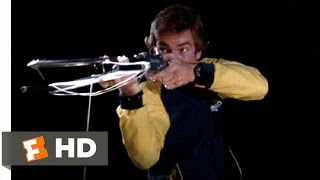 Jaws 3-D (3/9) Movie CLIP - Capturing a Great White (1983) HD