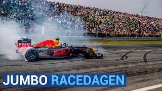 Jumbo Racedagen: 'Formule 1, Max Verstappen, wat wil je nog meer?'
