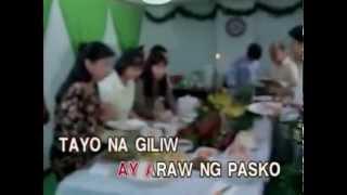 Pasko Na Naman & Noche Buena Medley (Karaoke)