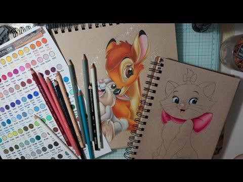 prismacolor pencil tutorial