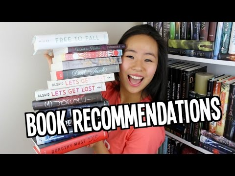 UNDERRATED BOOK RECS AND GOOD SMELLS | Scentbird & YA Book Recommendations