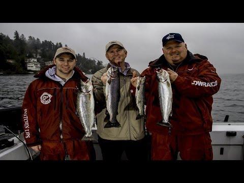 Lake Washington Winter Cutthroat Trout