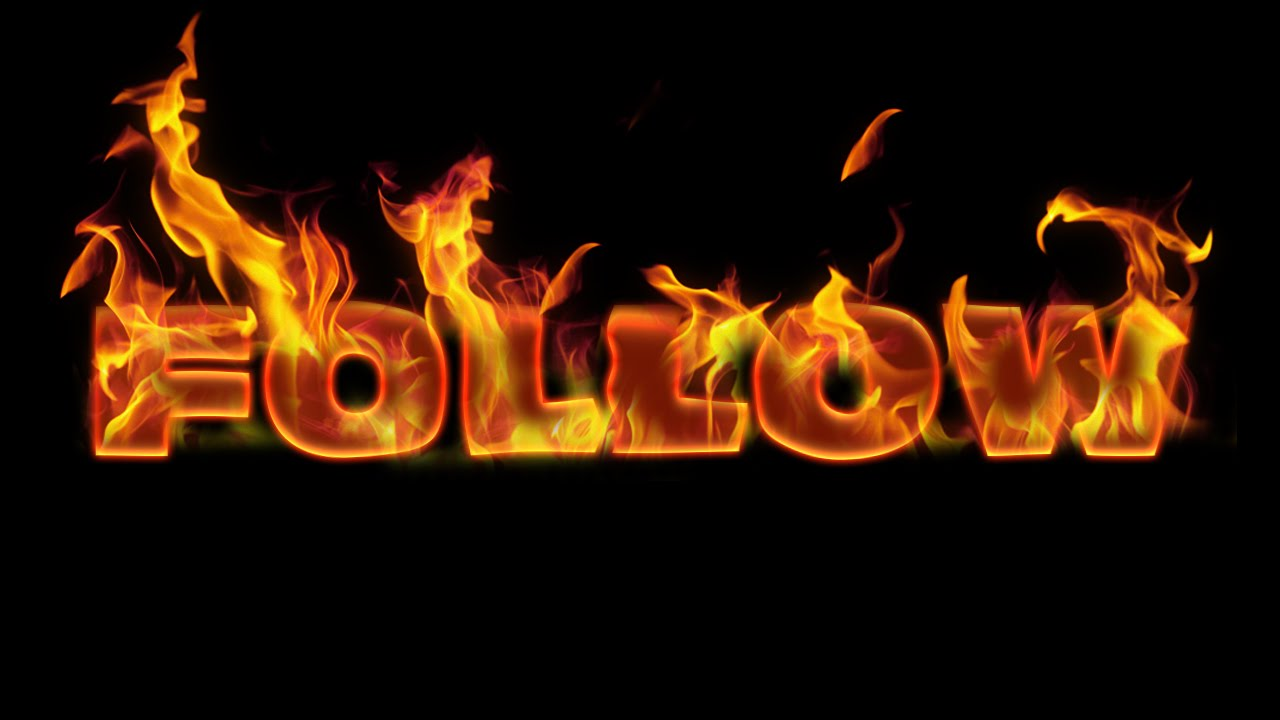 Fire Text Effect Photoshop Tutorial | Tutorial On Fire Text Effect in  Photoshop CC 2015