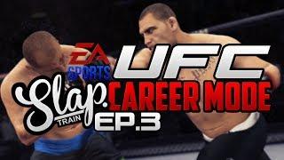 EA SPORTS UFC Career Mode Ep 3 TUF Finale