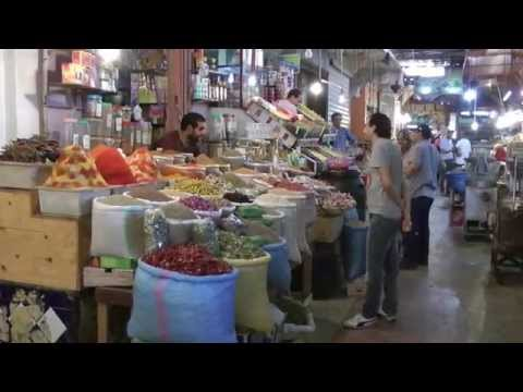 Produce Markets in Meknes, Morocco
