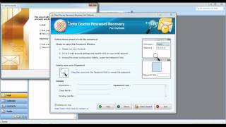 Free Outlook 2003 Password Recovery Software To Recover Deleted Saved Passwords In Machine