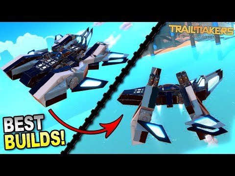 transforming-vtol-and-more-best-creations!---trailmakers-early-access-gameplay