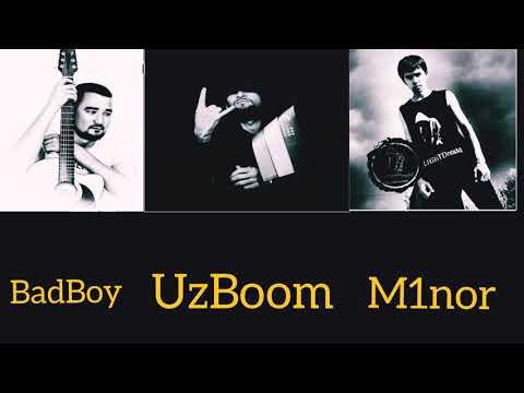 BadBoy vs UzBoom vs M1nor  ( Uzrap )