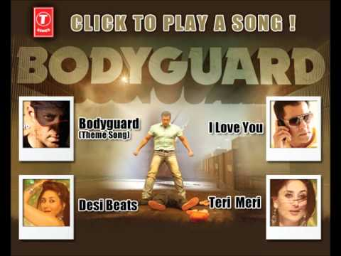 """Bodyguard Full Songs"" | Jukebox | Salman Khan"