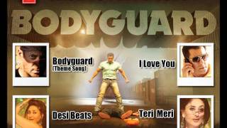 bodyguard full songs  jukebox  salman khan