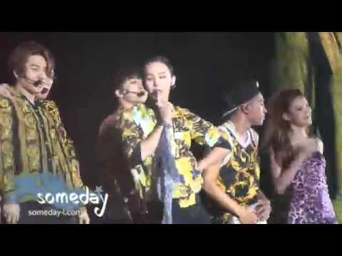 [someday] 2014.08.30 Y.G  Family Concert in Shanghai - I Love You