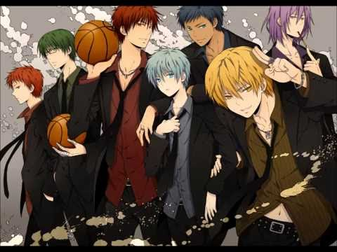 (Instrumental) Kuroko no basket - Granrodeo - Hengen jizai no magical star