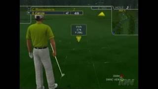 ProStroke Golf: World Tour 2007 Xbox Gameplay - Monty Is