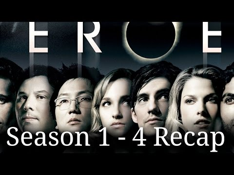 Heroes Season 1 - 4 Recap in under 15min: Getting you ready for Heroes Reborn!