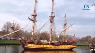 Russisches Segelschiff