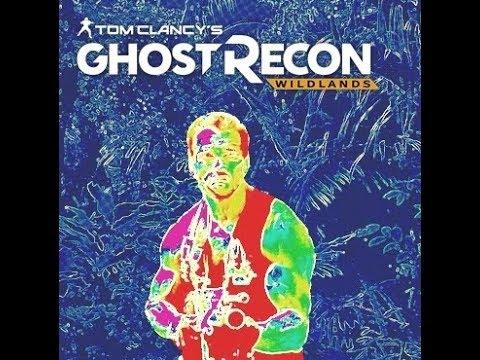 Ghost Recon Wildlands Predator Experience - Inca Road