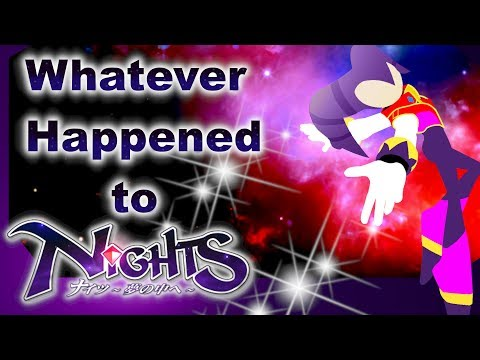 What Happened To NiGHTS Into Dreams? (and How To Fix It)