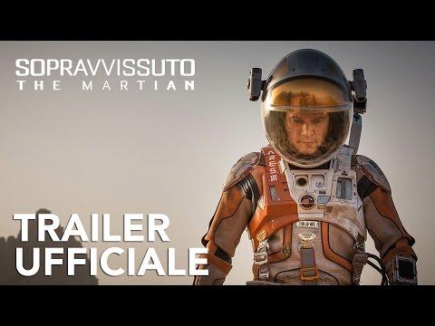 Sopravvissuto - The martian | Trailer Ufficiale [HD] | 20th Century Fox