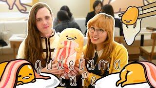 Gudetama Café [Deerstalker in Japan]