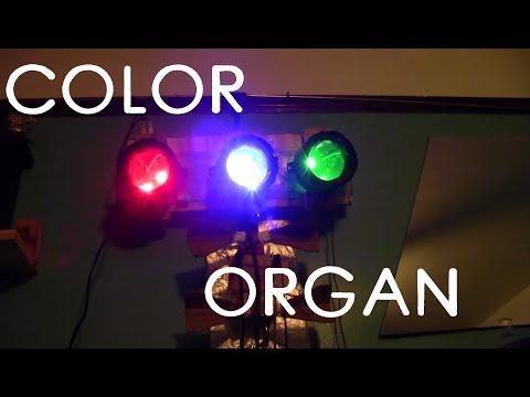Ultimate Color Organ